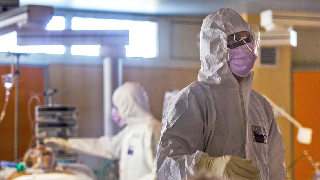 Italia detecta 570 nuevas muertes y 3.951 contagios por coronavirus en un día