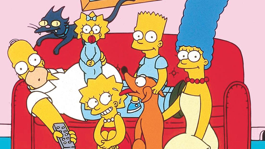 VIDEO: Una familia crea su propia versión de la clásica intro de 'Los Simpson' para combatir el aburrimiento en cuarentena