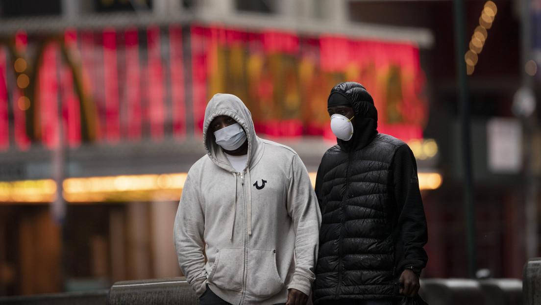 Trump afirma que EE.UU. ha alcanzado el pico de la pandemia de covid-19