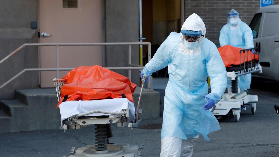 """OMS: """"Estamos en la fase de pánico por un peligroso virus invisible que causa destrucción pero debemos fortalecer los sistemas de salud"""""""