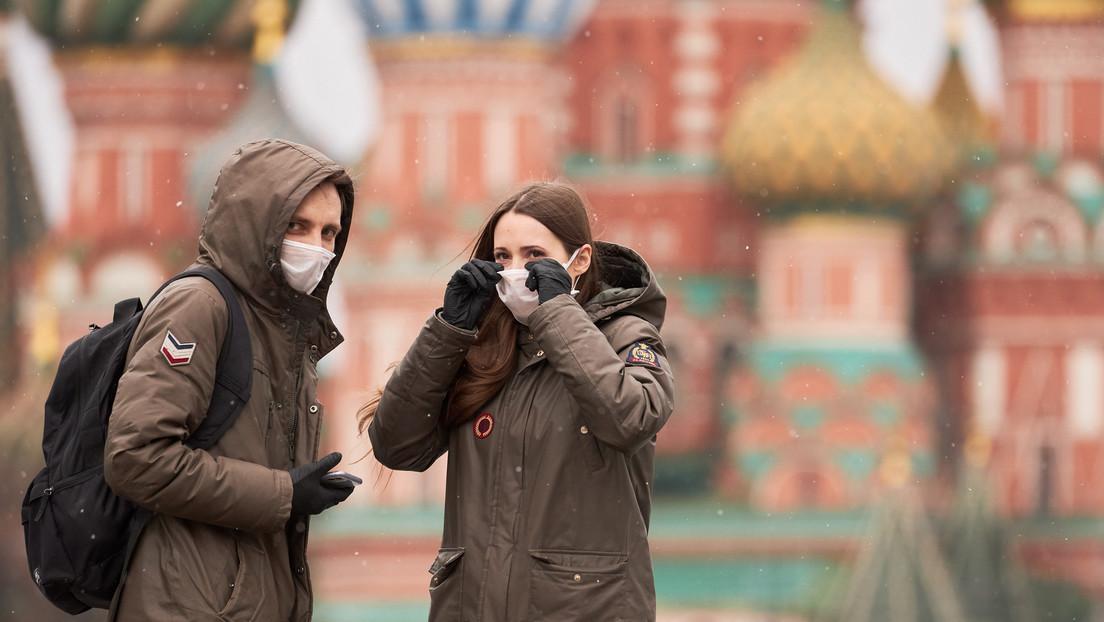 Moscú introduce un sistema de permisos para desplazarse por la ciudad por el brote del covid-19