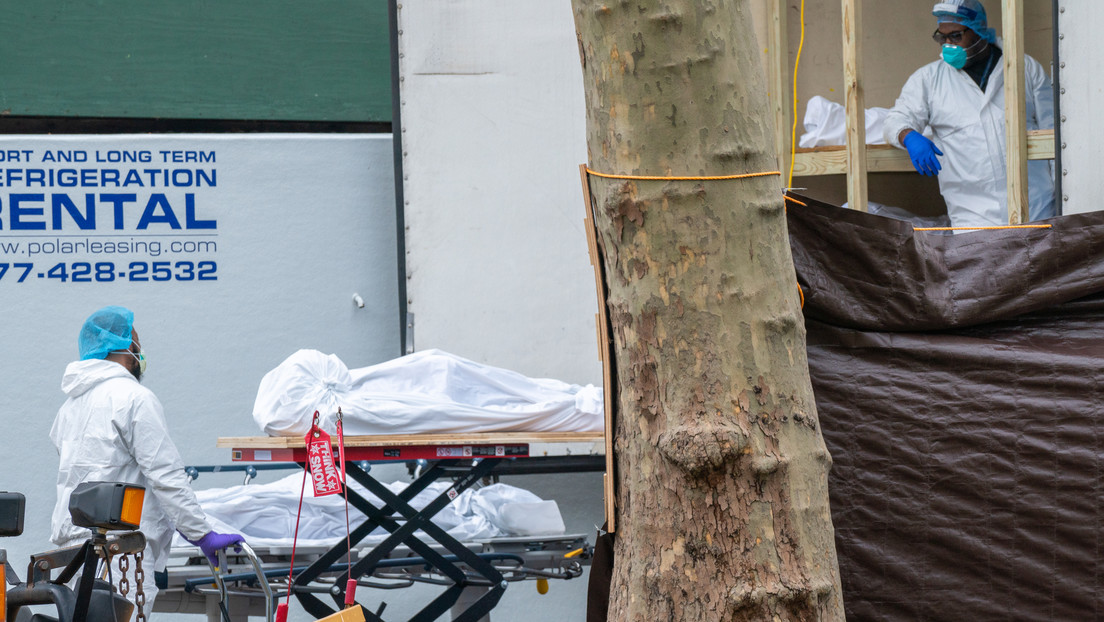 El número global de víctimas mortales de covid-19 supera las 100.000