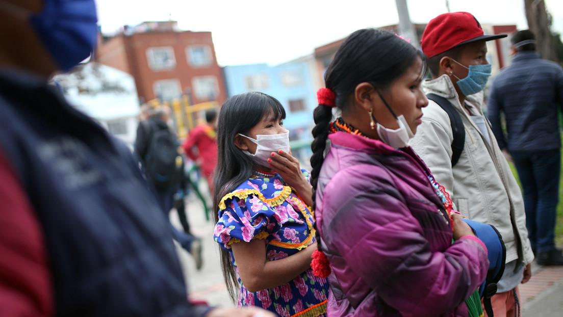Pobres y ricos en la cuarentena: de la falta de alimentos y agua de los indígenas colombianos a las excentricidades de los famosos