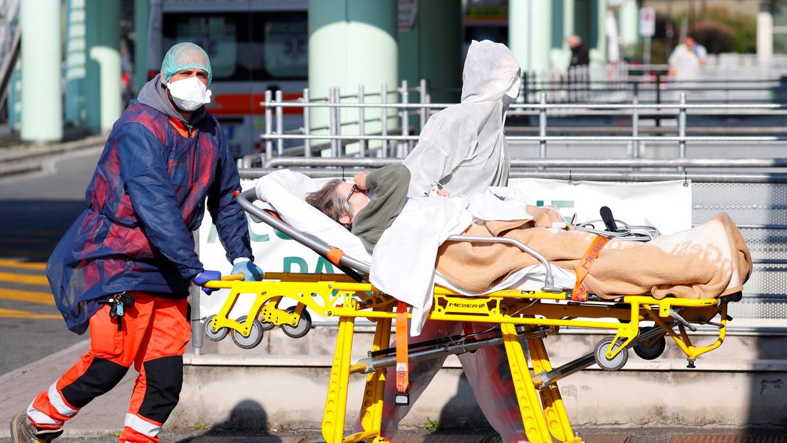 Las cifras en Italia vuelven a subir: el país detecta 619 nuevas muertes y 4.694 contagios por coronavirus en una jornada