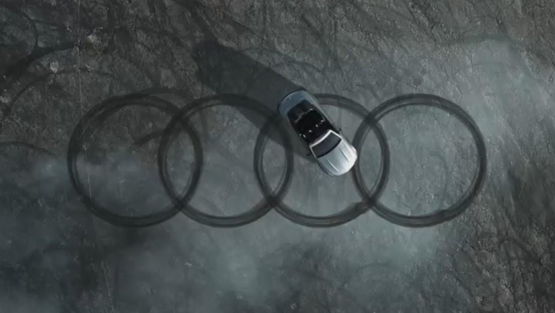 VIDEO: Audi invita a la Red a participar en un reto viral y Mercedes-Benz responde al llamado de manera increíble
