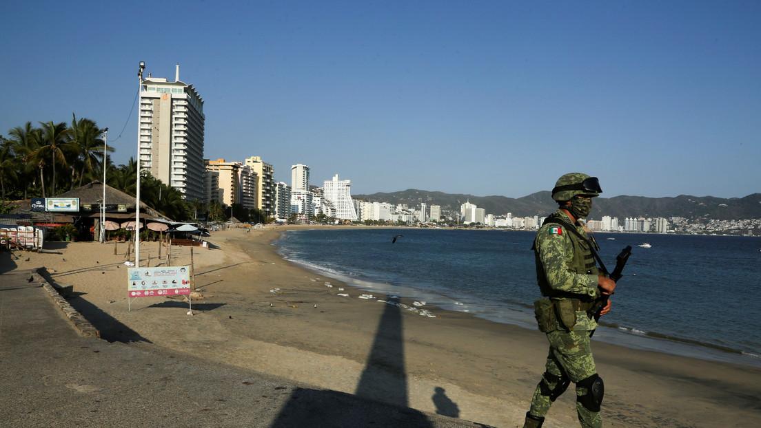 Localidades turísticas de México bloquean la entrada por temor a la propagación del coronavirus