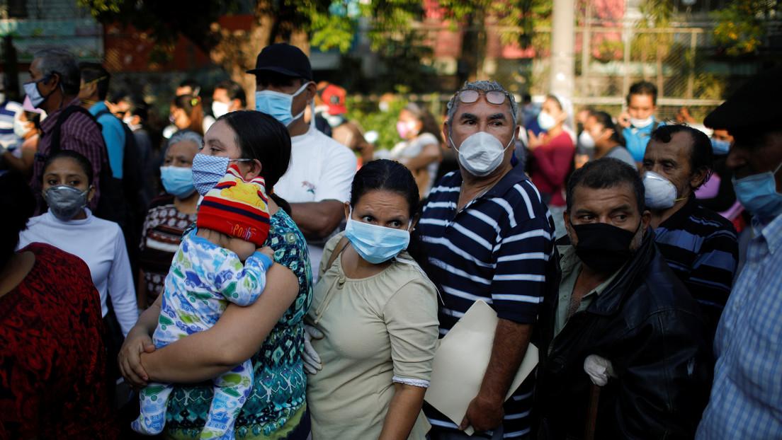 """Bukele: """"Después de Estados Unidos, el epicentro de la pandemia será Latinoamérica"""""""