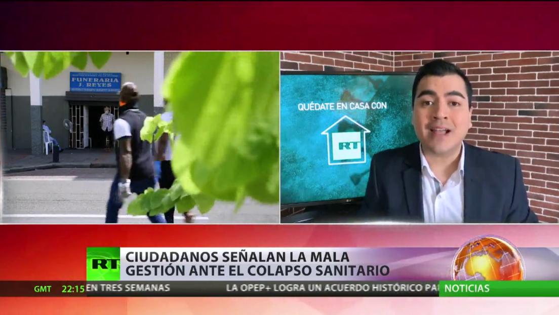 Presidente de Ecuador anuncia la reducción de su sueldo y de su gobierno para combatir el covid-19