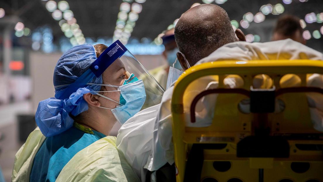 EE.UU. registra 1.514 muertes por covid-19 en las últimas 24 horas