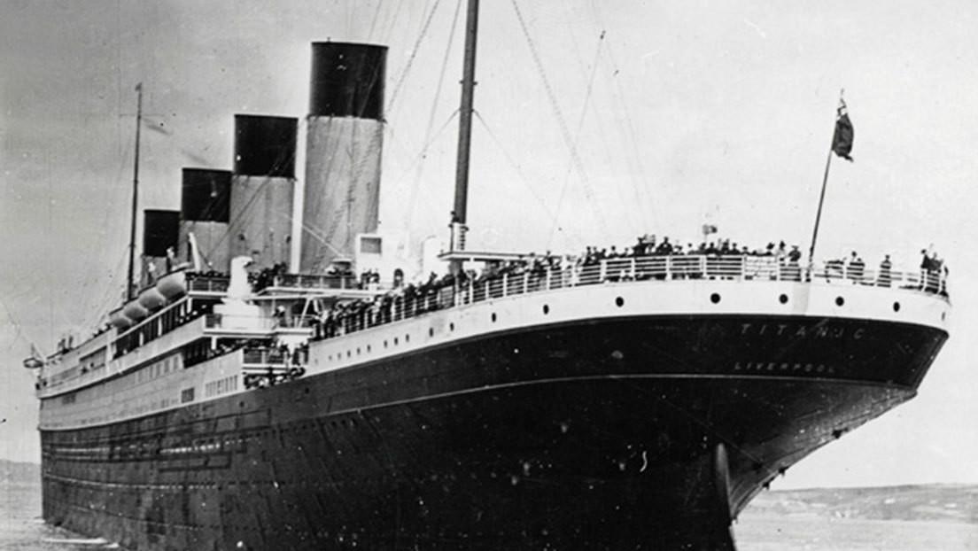 """Descendiente de uno de los pasajeros del Titanic 'visita' el camarote donde su tatarabuelo eligió """"hundirse como un caballero"""""""