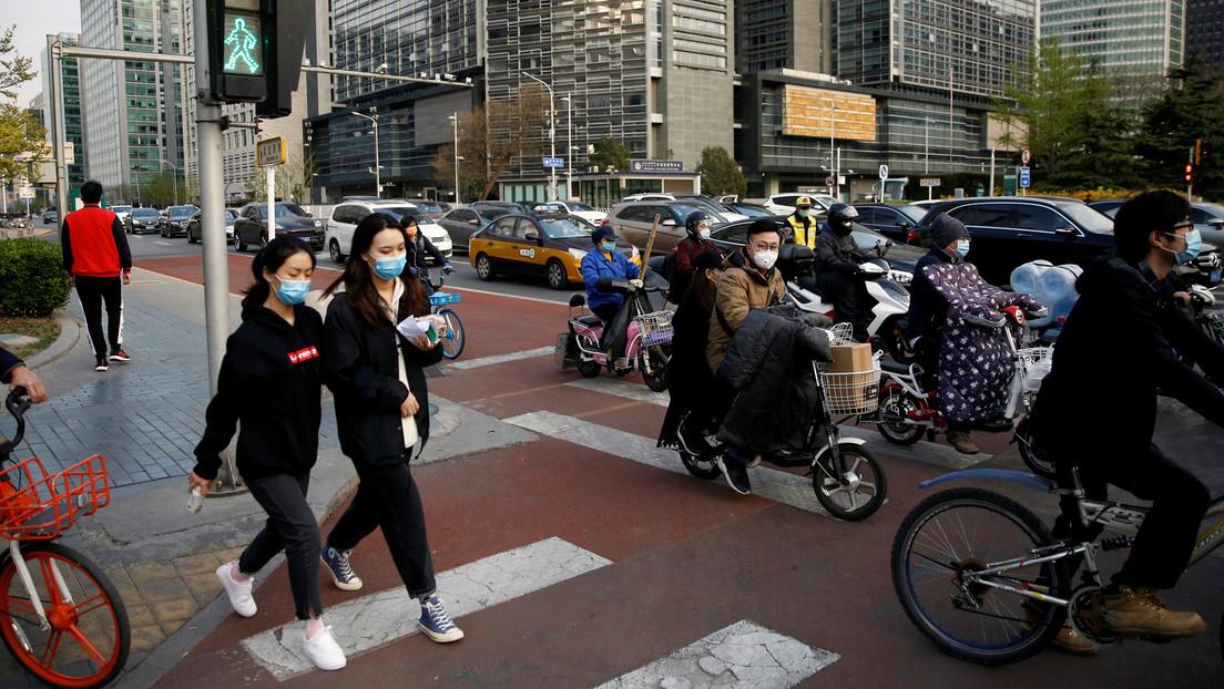 China continental registra 108 nuevos casos de covid-19, el máximo diario en casi 6 semanas