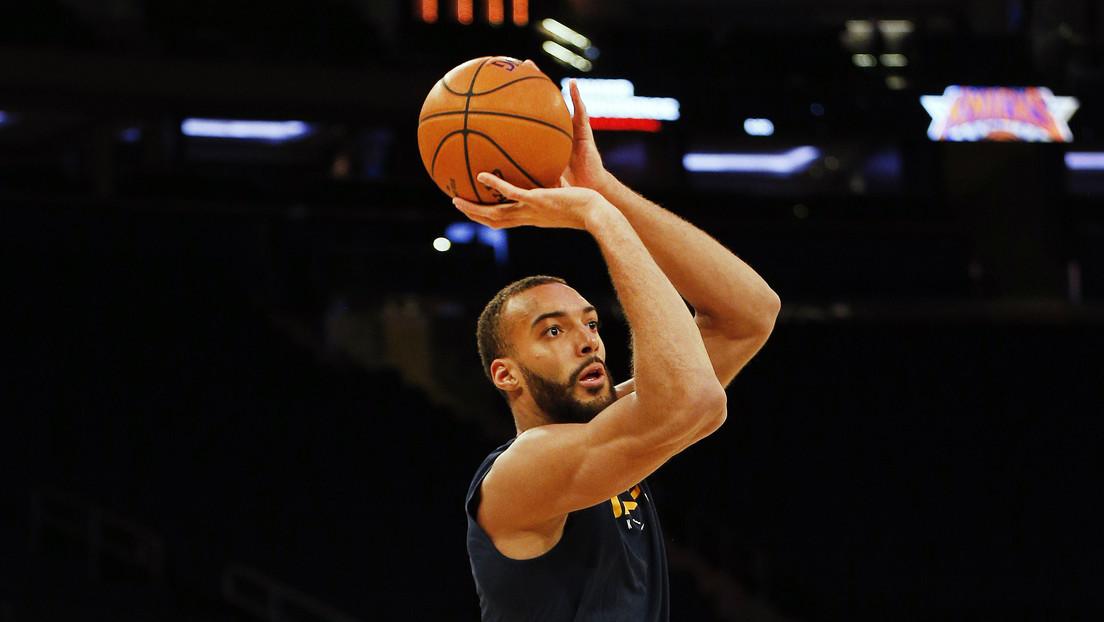 Jugador de la NBA que se mofó del coronavirus recibe amenazas de muerte tras contraer el covid-19