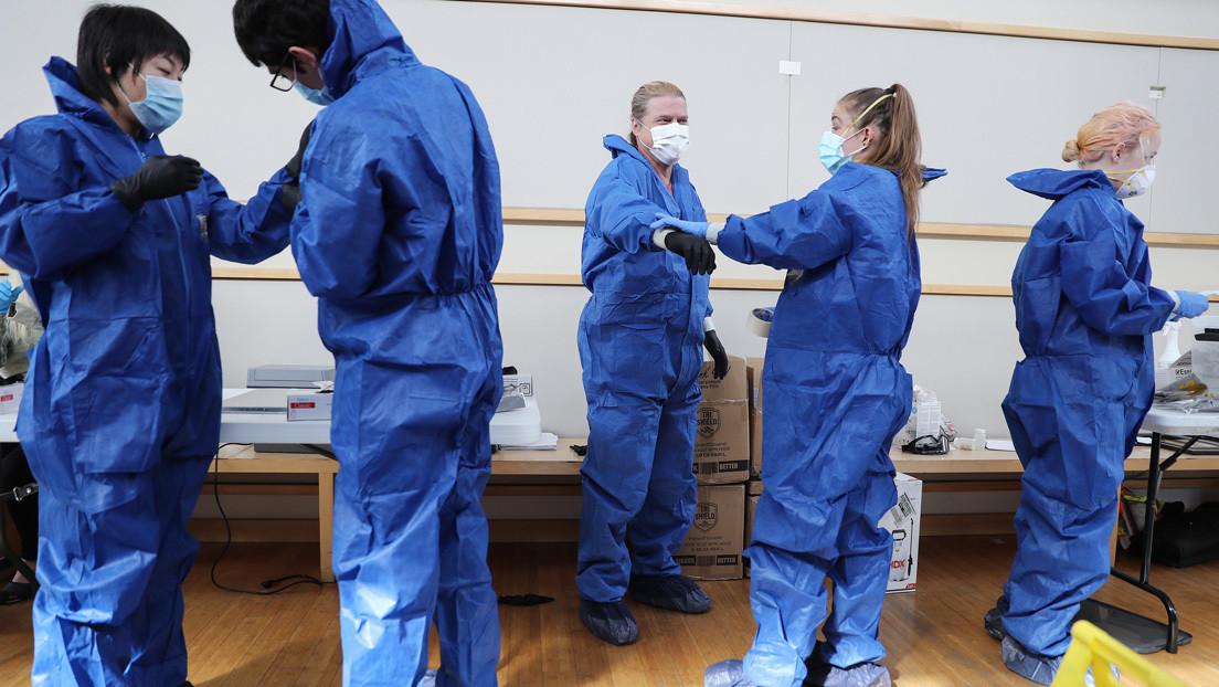 Investigan en EE.UU. una estafa con 39 millones de mascarillas destinadas a hospitales