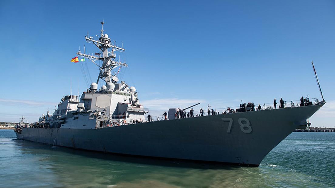 La Armada de EE.UU. envía un destructor al mar Negro