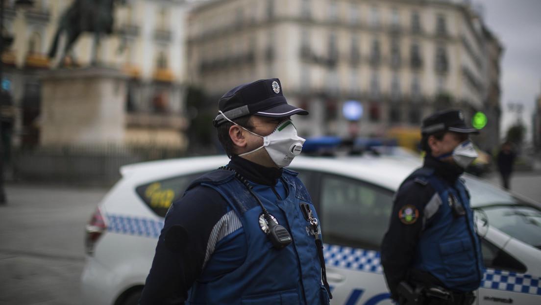 """Ministro de Sanidad de España, sobre el avance de la pandemia: """"Estamos doblegando la curva"""""""