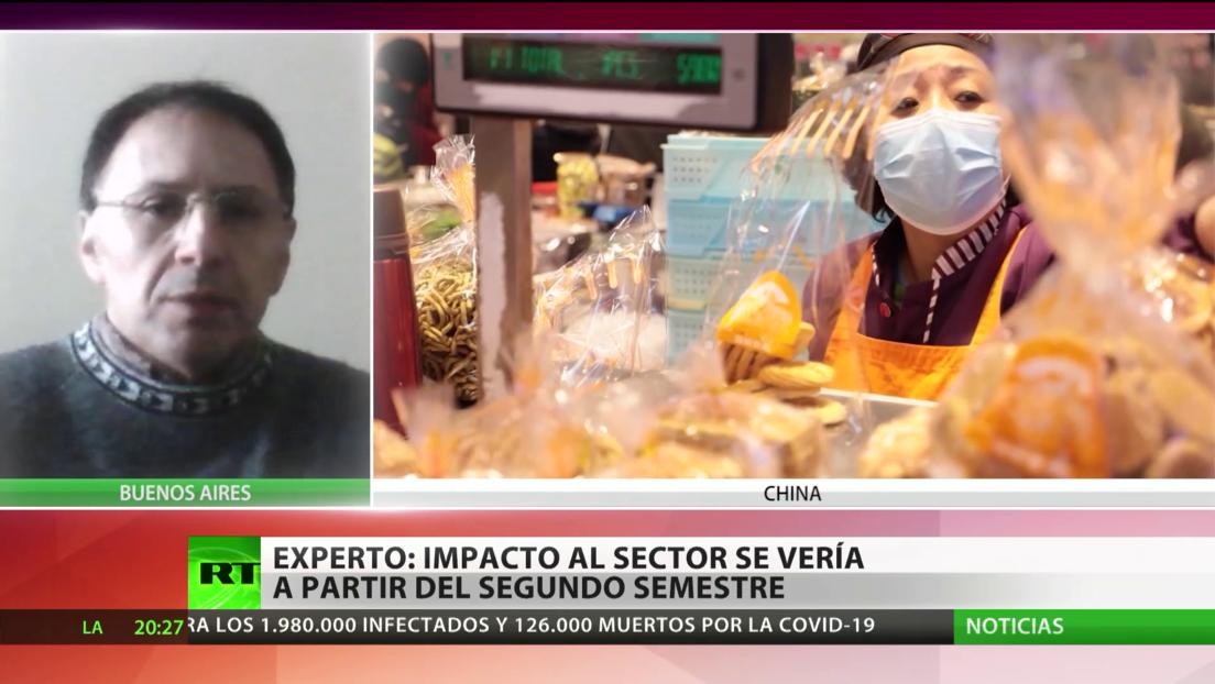 Preocupación mundial por la repercusión de la pandemia de covid-19 en el sector de la alimentación