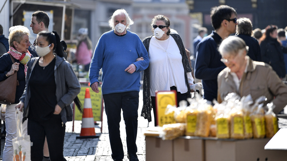 Angela Merkel relaja las restricciones por coronavirus en Alemania y permite reabrir las tiendas