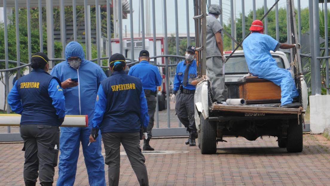 Más de 70 médicos han muerto y 700 se han contagiado por coronavirus en Guayas, la provincia de Ecuador más afectada por la pandemia
