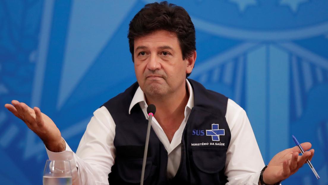 ¿Salvar vidas o mantener empleos? El ministro de Salud de Brasil, al borde de la destitución por sus discrepancias con Bolsonaro