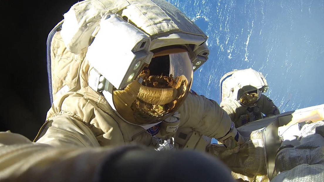 La vida en el espacio incrementa el volumen del cerebro y deforma la hipófisis