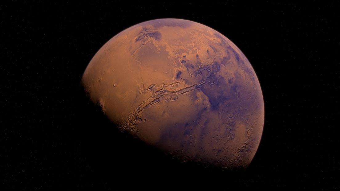 Aprovechan el confinamiento para simular una misión a Marte