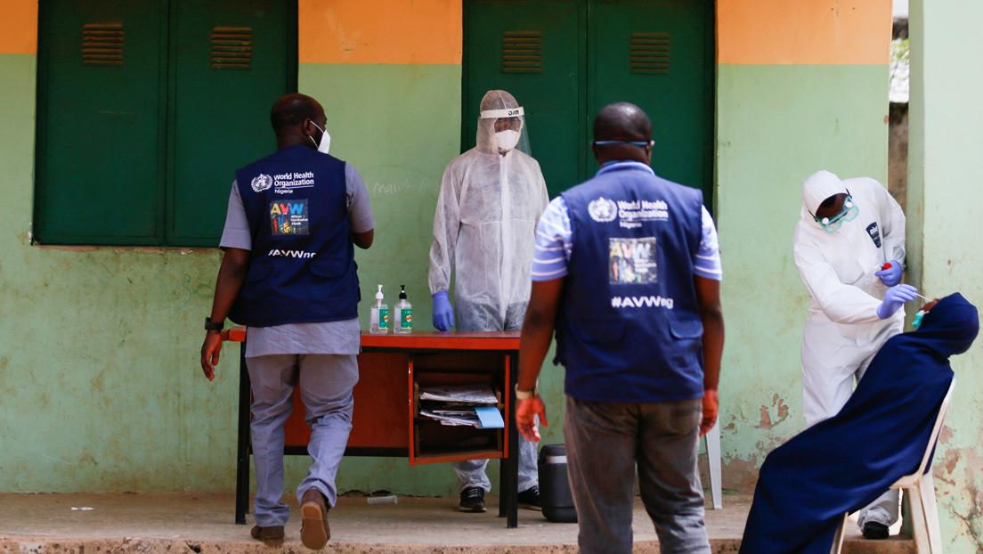 Las fuerzas de seguridad de Nigeria matan a 18 personas al imponer la cuarentena por la pandemia de covid-19