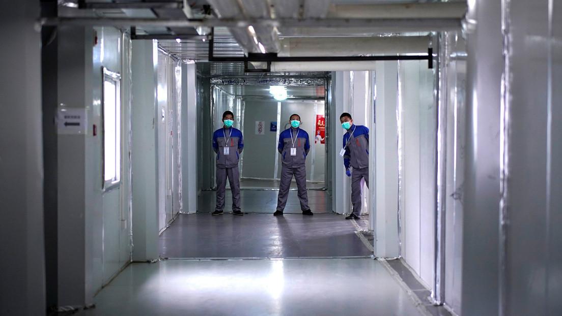 """Reino Unido: China tendrá que responder """"preguntas difíciles"""" sobre cómo surgió el brote de coronavirus"""
