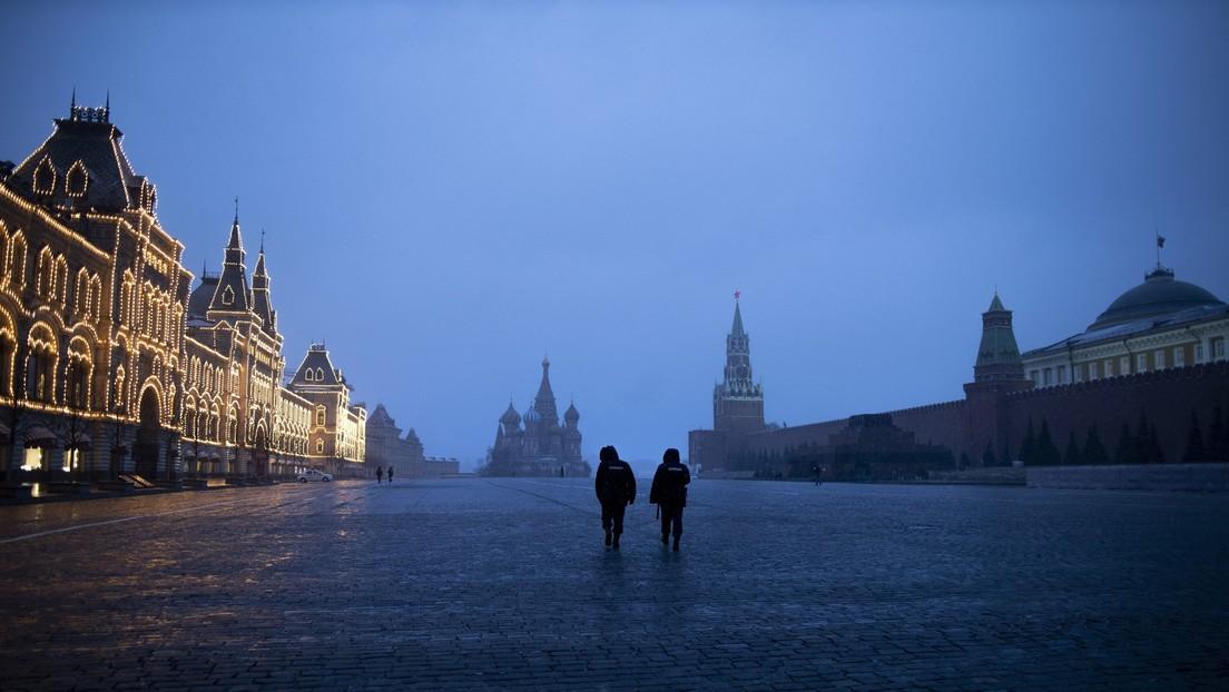 Rusia registra más de 4.000 nuevos casos de coronavirus en un día y el total supera los 32.000