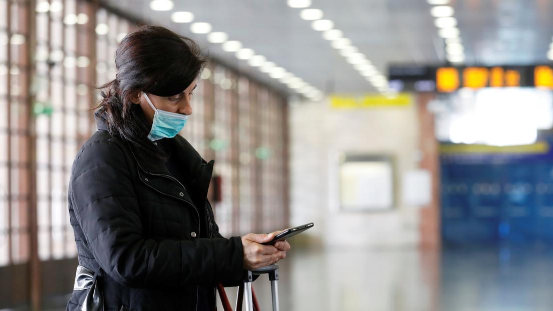 Italia probará una aplicación para rastrear a los infectados con coronavirus
