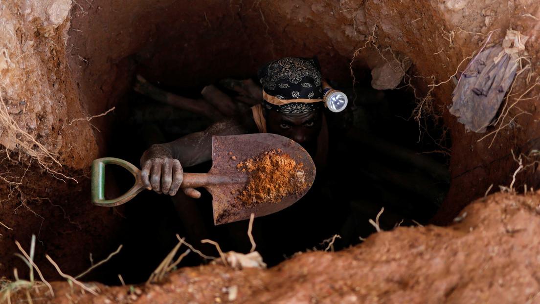 La minería del oro también sufre el impacto de la crisis del coronavirus