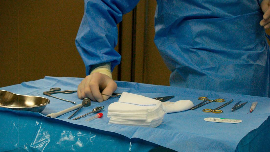 Una joven china tosió compulsivamente por 14 años sin saber que tenía un trozo de hueso en un pulmón