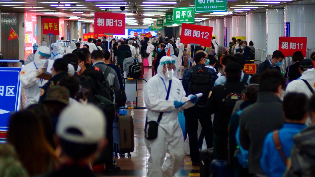 El coronavirus pudo haber sido el doble de contagioso de lo que se creía al comienzo del brote en Wuhan