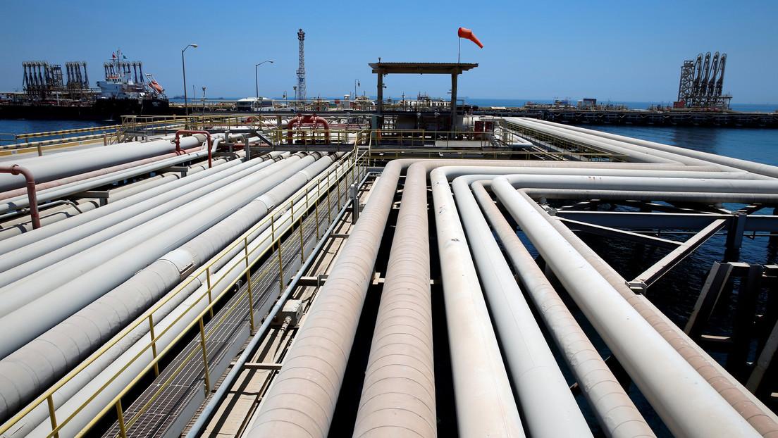 Arabia Saudita venderá a EE.UU. 600.000 barriles de petróleo por día en abril