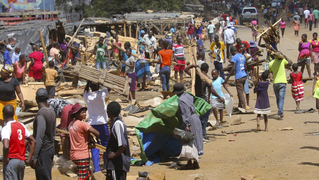 El covid-19 puede causar 300.000 muertes en África, incluso con medidas para frenar el brote