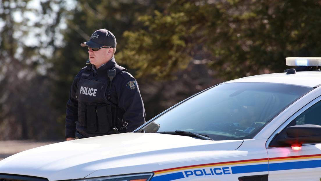 Tiroteo en Canadá deja al menos 10 muertos, entre ellos un policía