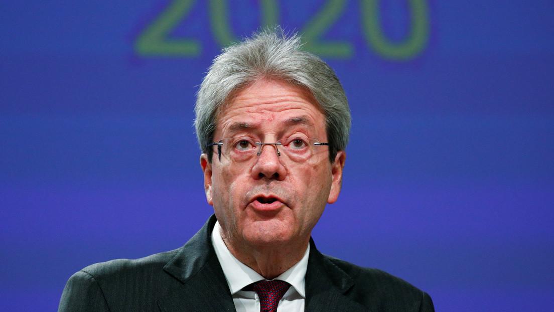 """Comisario de Economía de la UE: """"Europa necesitaría 1,5 billones de euros para hacer frente a la crisis del covid-19"""""""