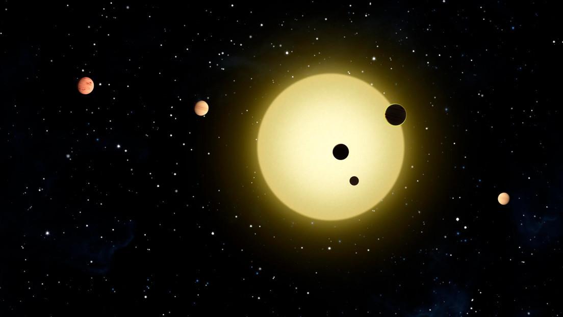Descubren que un sistema de exoplanetas se mueve 'rítmicamente', como si tocara una banda de músicos