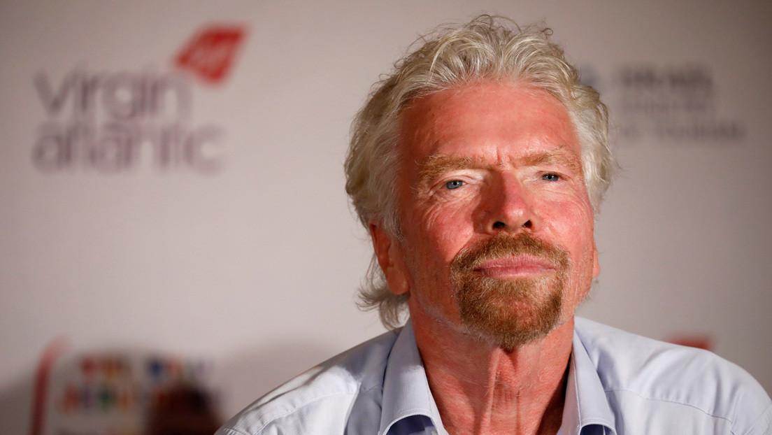 El multimillonario Richard Branson pide dinero público para salvar sus aerolíneas