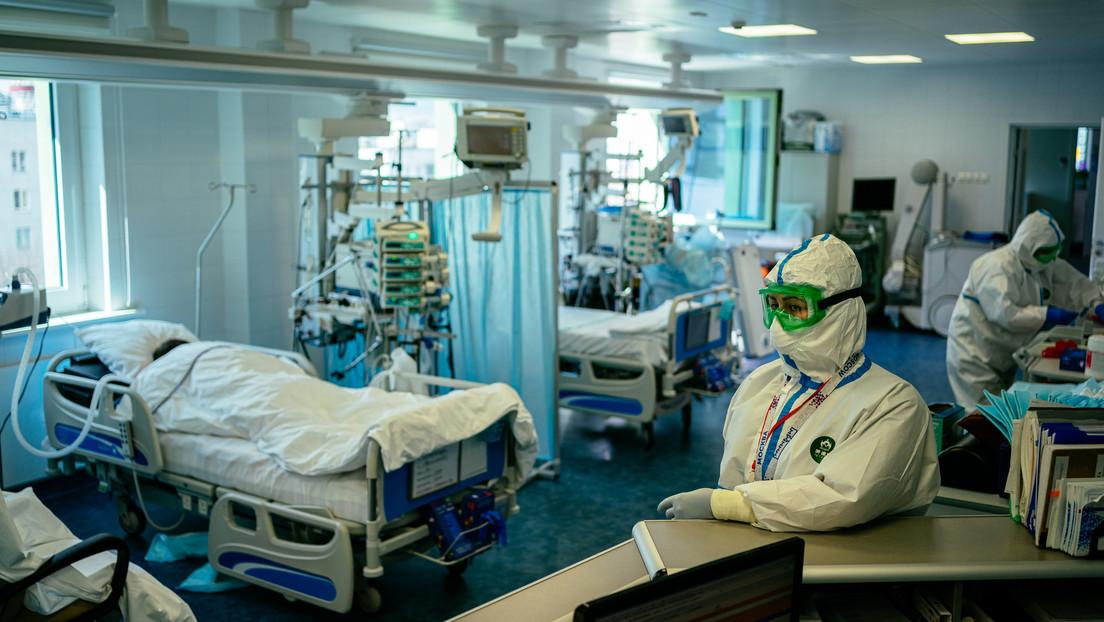 Rusia detecta 5.642 nuevos casos de coronavirus y el total supera los 50.000
