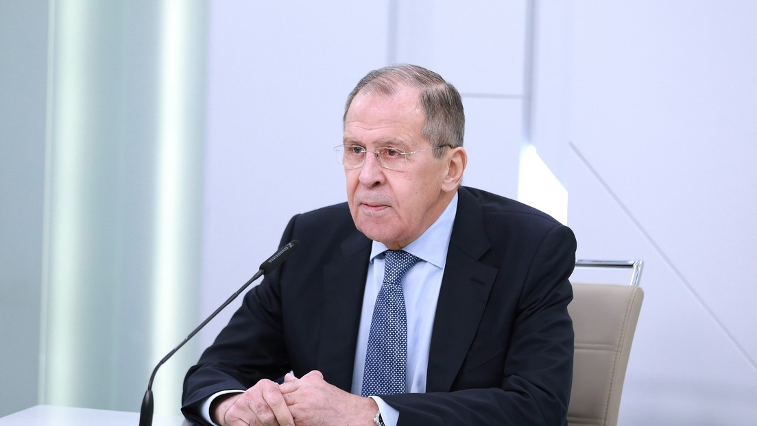 """Lavrov: """"EE.UU. y otros países de Occidente se niegan totalmente a responder a la propuesta de anunciar una pausa humanitaria durante la pandemia"""""""