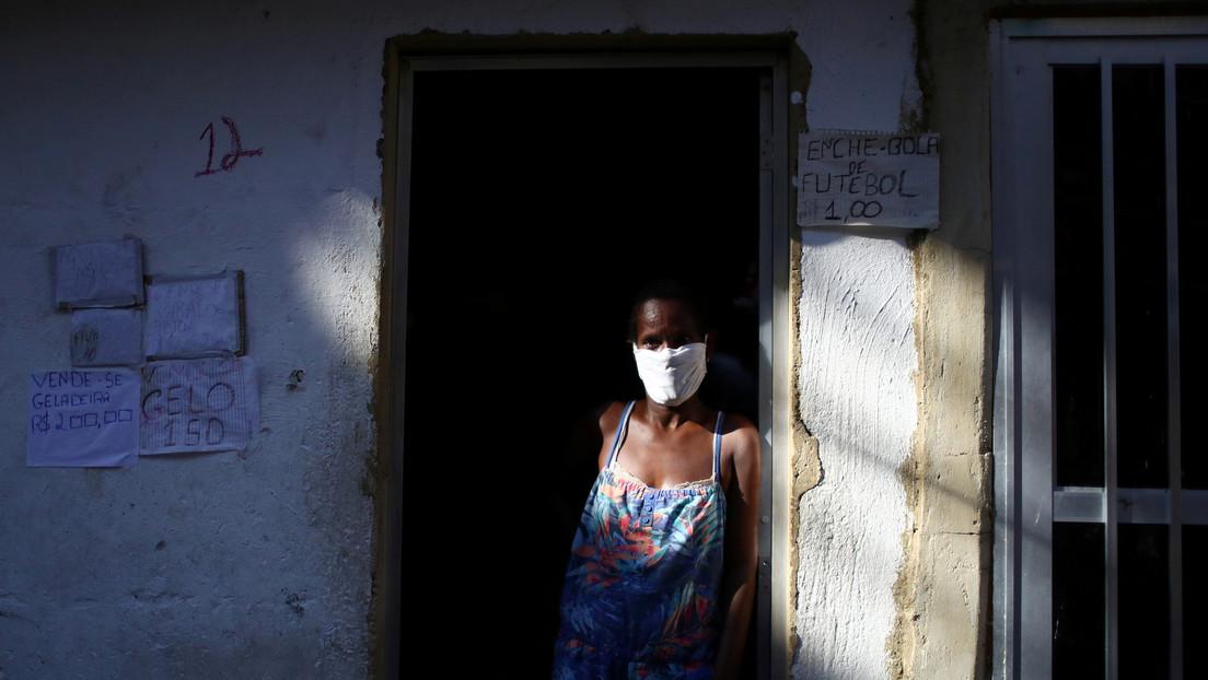 Número de muertos por coronavirus en Brasil se eleva a 2.741 y se registran 43.079 contagiados