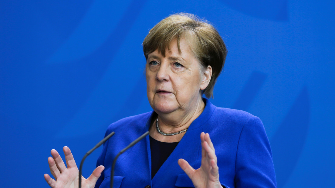 Merkel le pide a China más transparencia sobre el origen del covid-19