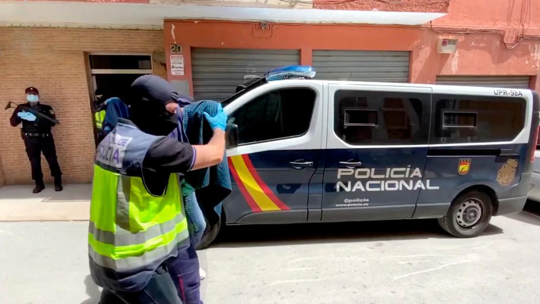 VIDEO: Detenido en España uno de los terroristas del Estado Islámico más buscados de Europa