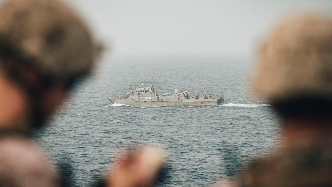 Trump ordena 'destruir' cualquier embarcación iraní que acose barcos de EE.UU