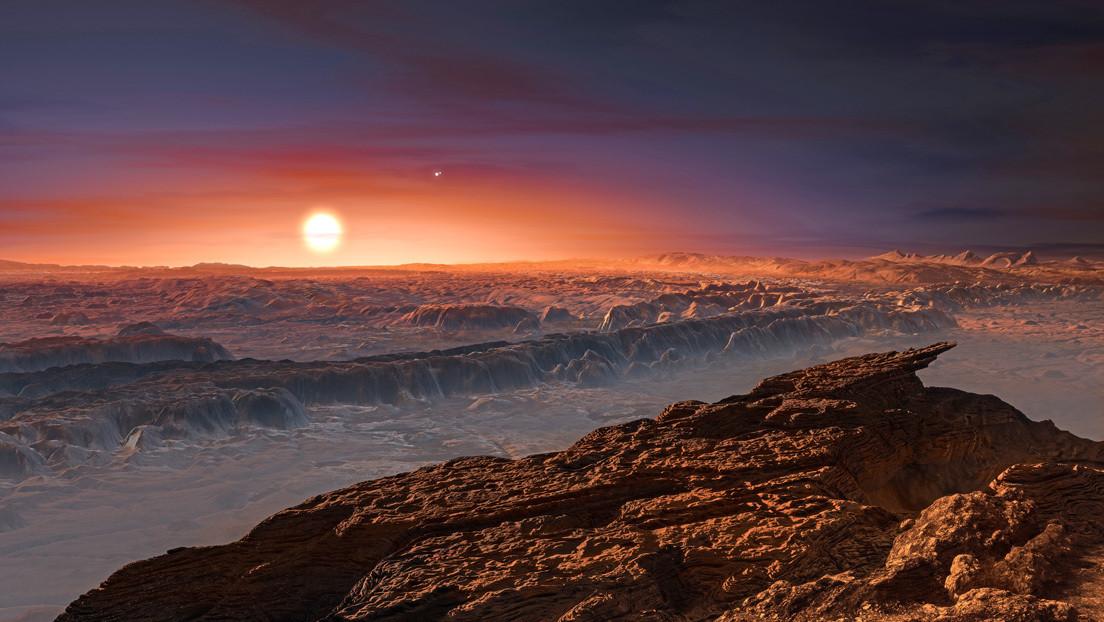 Astrónomos creen haber captado la primera imagen del exoplaneta Proxima c
