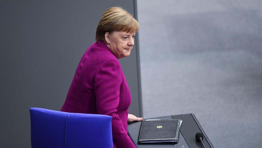 """Merkel: """"Todavía estamos al inicio de la pandemia, a nadie le gusta oírlo, pero es la verdad"""""""