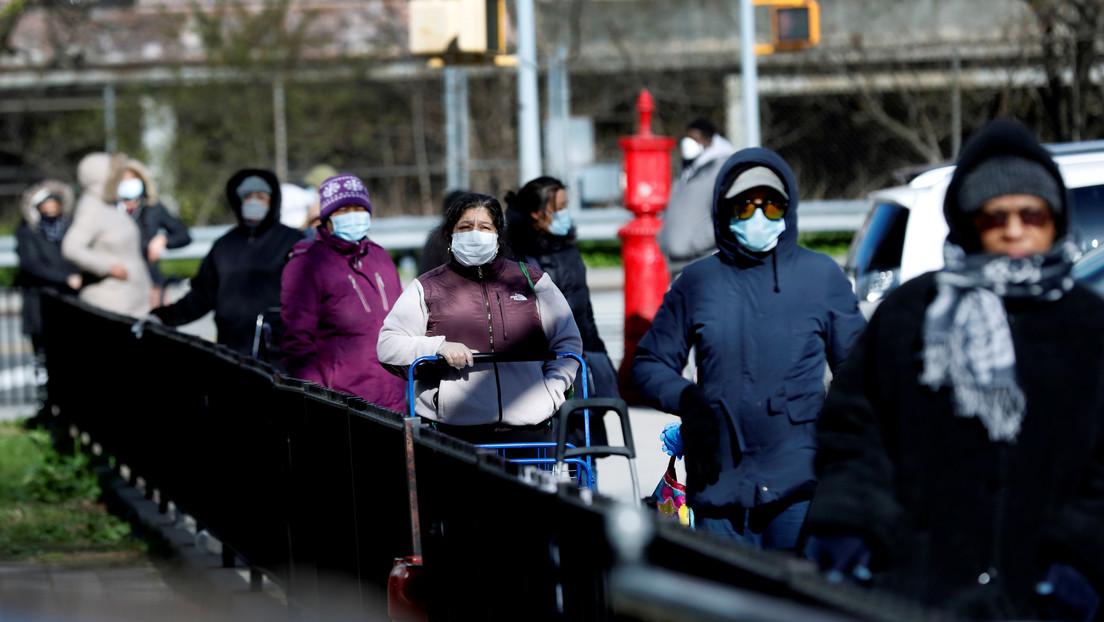 """""""Tendremos coronavirus en otoño"""": principal epidemiólogo de la Casa Blanca advierte sobre un resurgimiento del brote en EE.UU."""