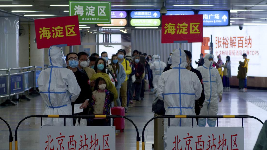 """Rusia: """"Los intentos de culpar a China y a la OMS por una pandemia son inapropiados"""""""