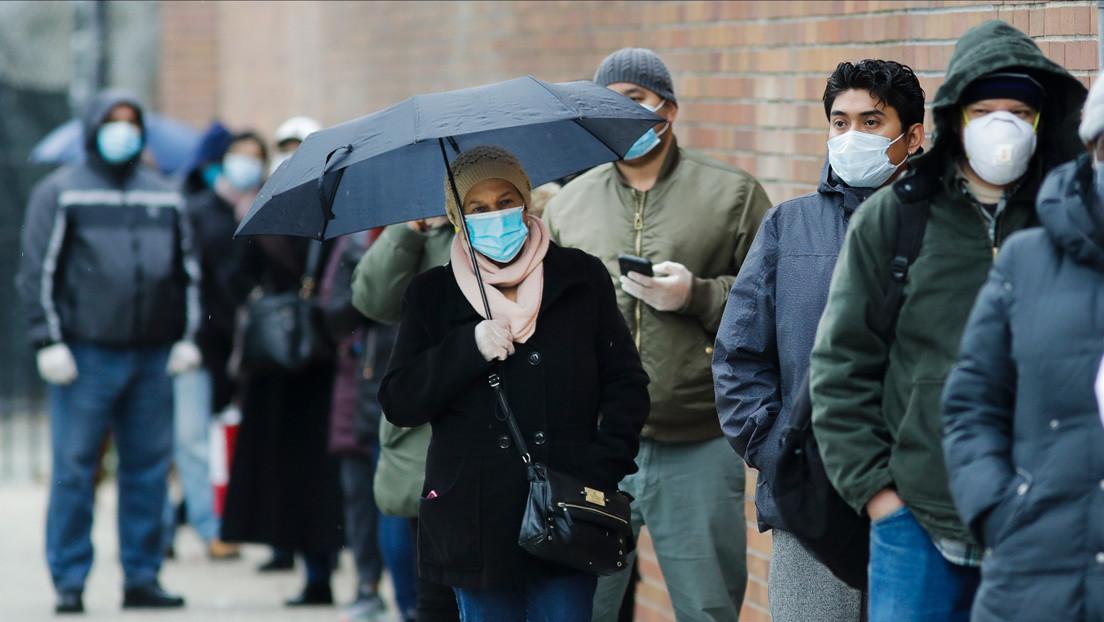 Estudio revela que 94 % de los pacientes con coronavirus en Nueva York sufrían de otros problemas de salud