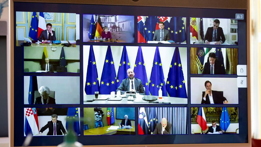 Los líderes europeos pactan un plan de reconstrucción económica, pero sin acuerdos sobre su financiamiento